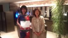 Chie Muramoto の『花のある暮らし』-1316433862233.jpg